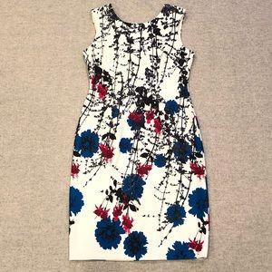 NWOT Worthington Floral Dress